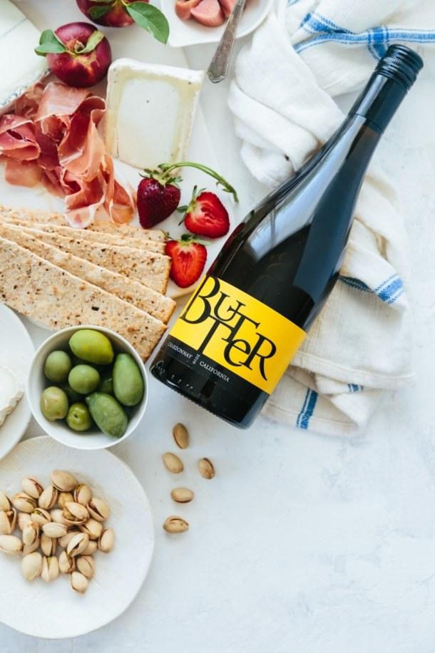 JaM Butter Chardonnay