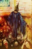 """""""Terror"""" 24"""" x 36"""" Oil on Canvas"""