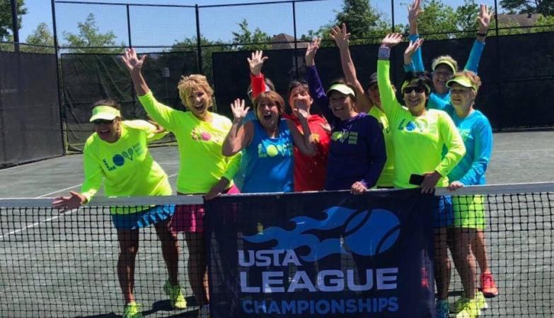 Ladies USTA Team