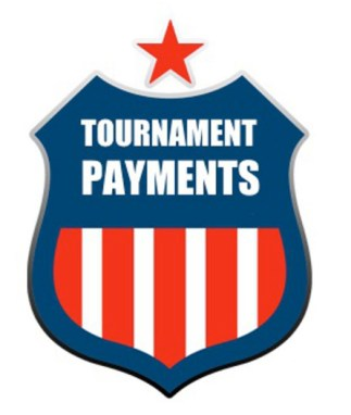 tournament payments sign