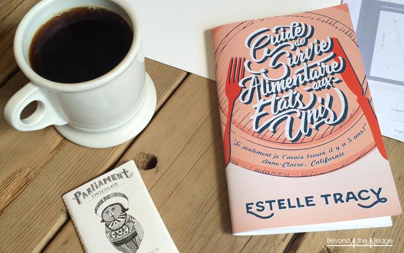 Interview. Estelle Tracy, guide de survie alimentaire aux USA