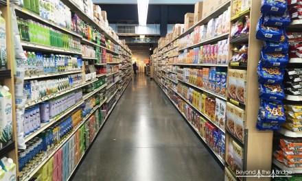 Je ne peux pas… J'ai supermarché !