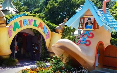 Fairyland, royaume des contes de fées