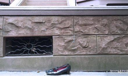 Chaussures, bitume et compagnie