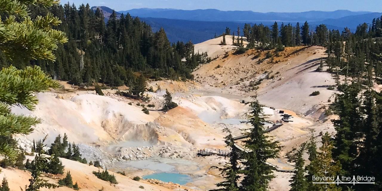 Lassen Volcanic Park ou la nature en action