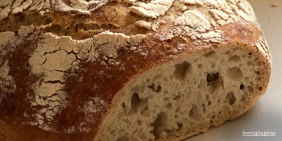 Recette du pain cocotte