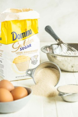Domino® Golden Sugar | All Images © Beyond the Butter, LLC