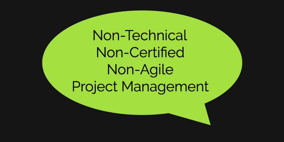 Project Management Philosophy