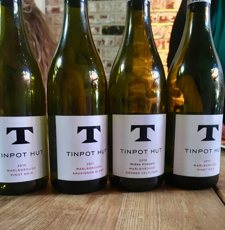 Tinpot Hut – Welcoming NZ to the Women's Wine Alliance