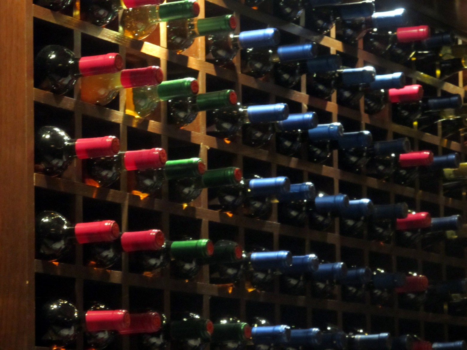 Wine storage strategies