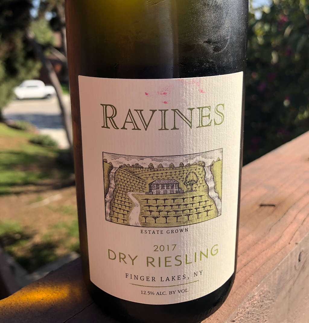 Rave for Ravines Riesling