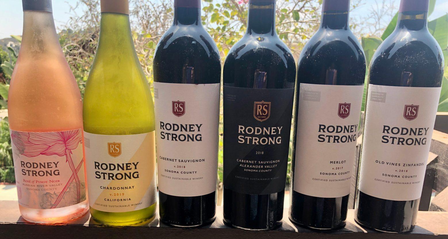 Rodney Strong Revitalizes
