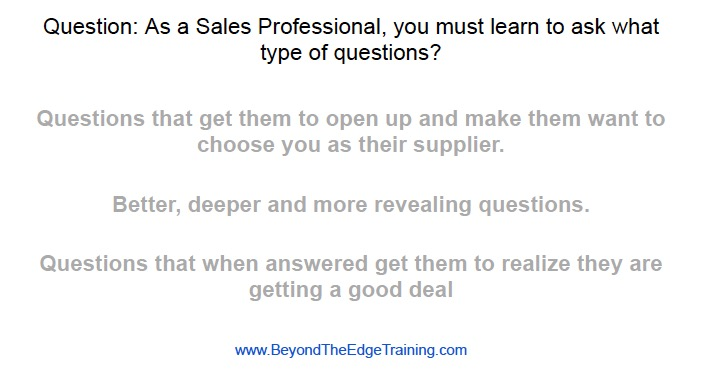 Email Tip Example Asking Better Questions