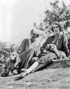 Virginia Woolf Pinka