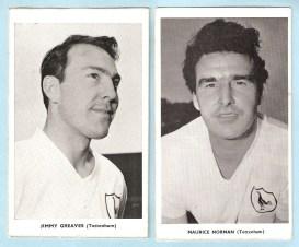 Quaker Oats World Cup Football Stars (1962)