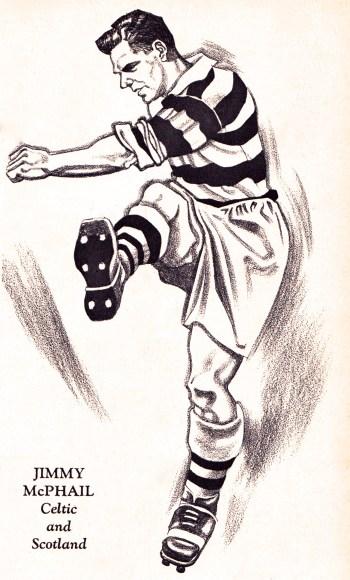 Jimmy McPhail, Celtic