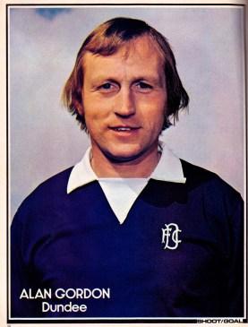 Alan Gordon, Dundee 1975