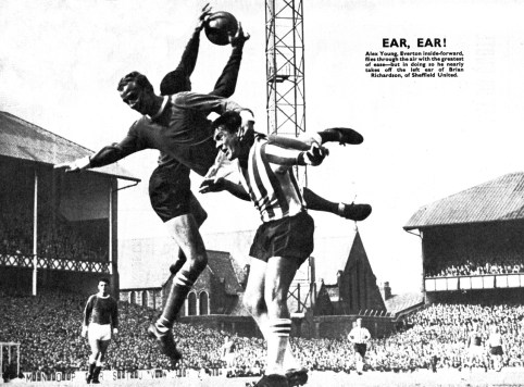 Alex Young, Everton 1964
