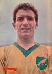 Barry Butler, Norwich 1961