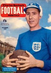 Colin McDonald, Burnley, 1958