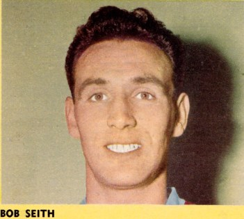Bob Seth, Burnley 1960
