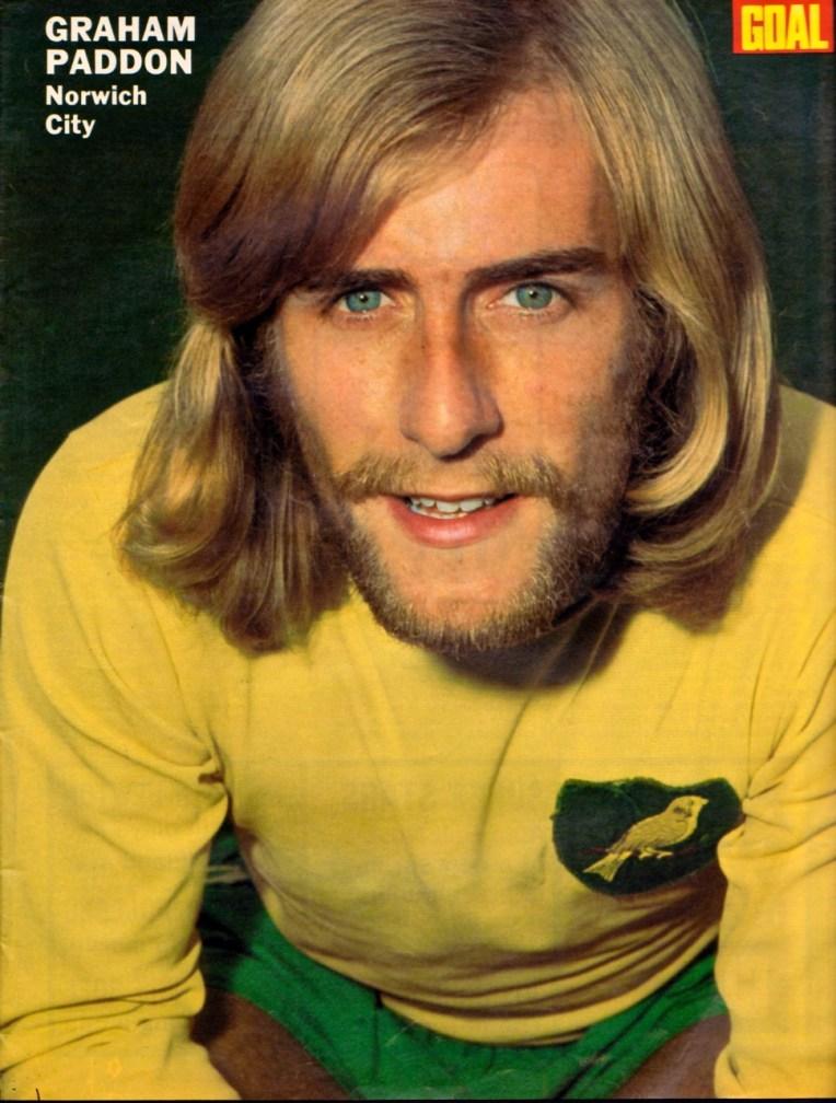 Graham Paddon, Norwich 1972
