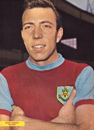 John Talbut, Burnley 1964