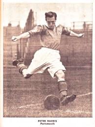 Peter Harris, Portsmouth 1951