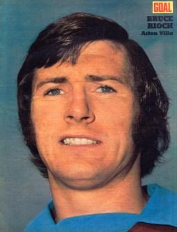 Bruce Rioch, Aston Villa 1972