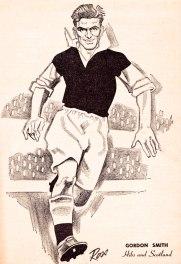 Gordon Smith, Hibernian 1951