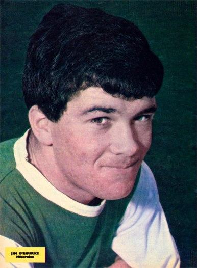 Jim O'Rourke, Hibernian 1967