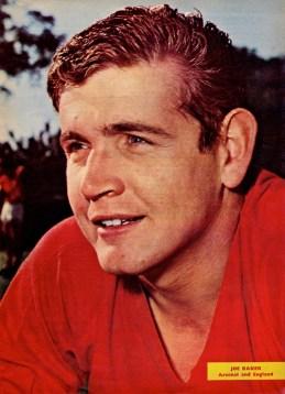 Joe Baker, Arsenal 1964
