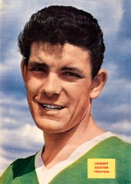 Johnny Baxter, Hibernian 1959