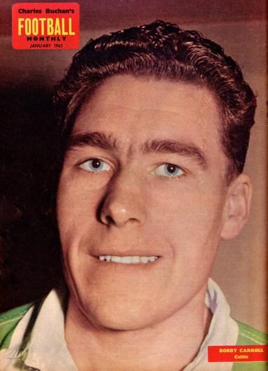 Bobby Carroll, Celtic 1963