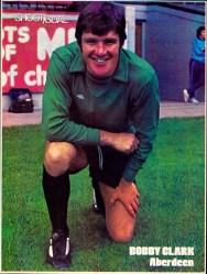 Bobby Clark, Aberdeen 1975