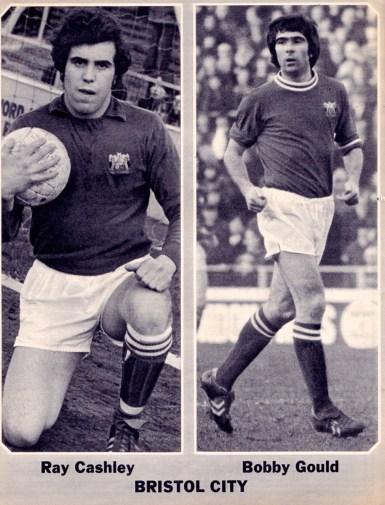 Cashley & Gould, Bristol City 1973