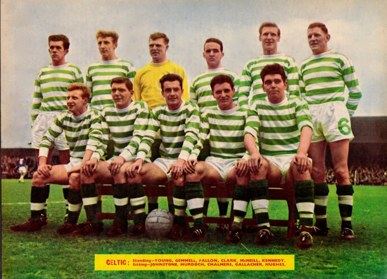 Celtic 1964