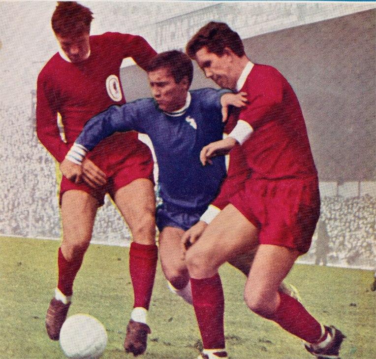 Chelsea v Liverpool 1963