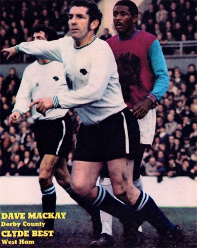 Dave Mackay, Derby Country 1971