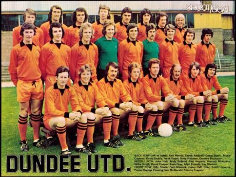 Dundee United 1975