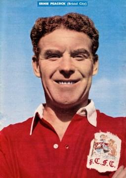 Ernie Peacock, Bristol City 1958