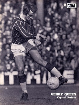 Gerry Queen, Crystal Palace 1971