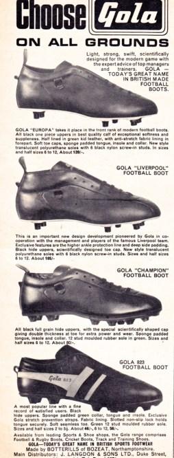 Gola 1971-3