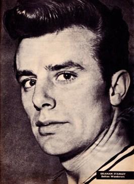 Graham Stanley, Bolton Wanderers 1963