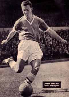Jimmy Greaves, Chelsea 1960-3