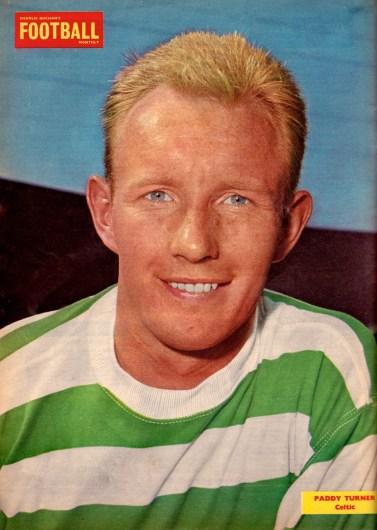 Paddy Turner, Celtic 1963