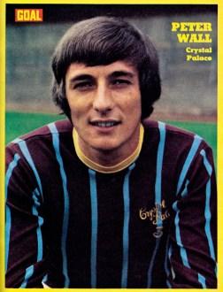 Peter Wall, Crystal Palace 1971