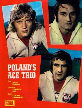 Poland's Ace Trio 1973