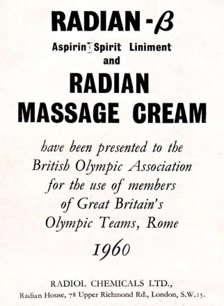 Radian B 1960