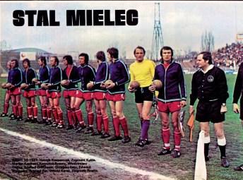 Stal Mielec, 1976